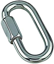 MarineNow Stainless Steel 316 Quick Link Chain Connector Marine Grade