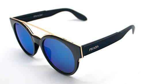 de Gafas Pkada Azul Hombre 400 Alta Sol Calidad UV Mujer PK3008 Sunglasses FnAawqnBd