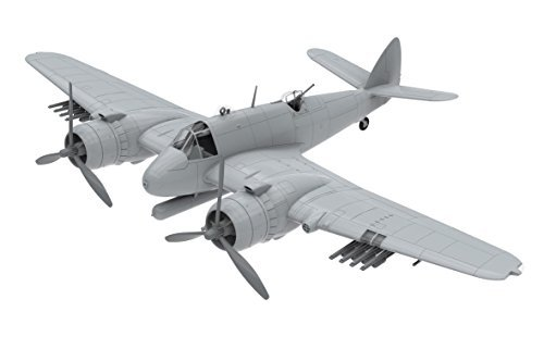 Airfix 1:72nd Scale WWII Bristol Beaufighter TF.X Plastic Model Kit by Airfix