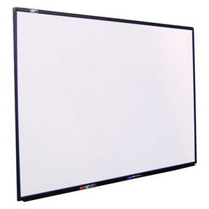 how to get a whiteboard screen