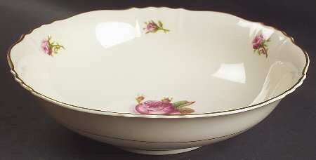 Syracuse China VICTORIA federal shape 9