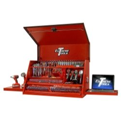 "41″"" Deluxe Portable Workstation, Textured Red Tools Equipment Hand Tools"