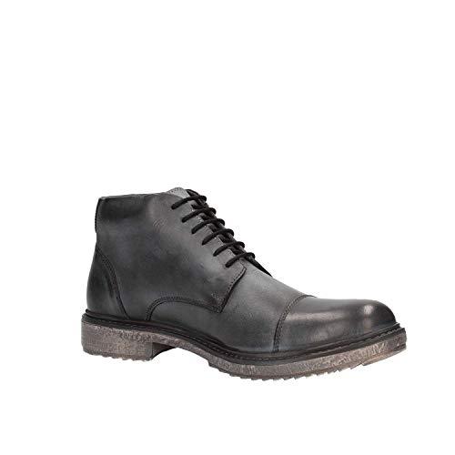 Black Black Black 002 SM52403 Lumberjack Theo Uomo Tronchetto Stivaletto E wRxSnqaTg0