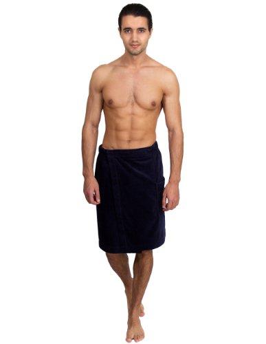 Velour Bath Wrap - 1