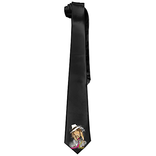 Ggift Steven Tyler Mens Fashion Business Solid Necktie Neck Tie