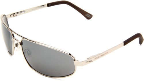 Skechers Men's 5017 Aviator Sunglasses