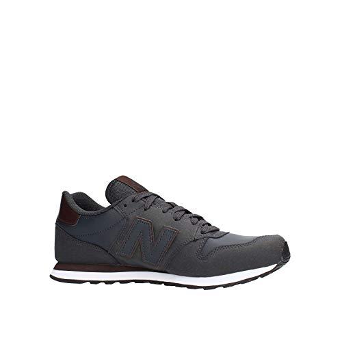 500 New Grafite Sneaker Uomo Balance 67P5w7fq8