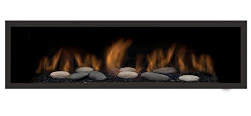 Autstin 65'' Natural Gas Direct Vent Linear Fireplace by Sierra Flame