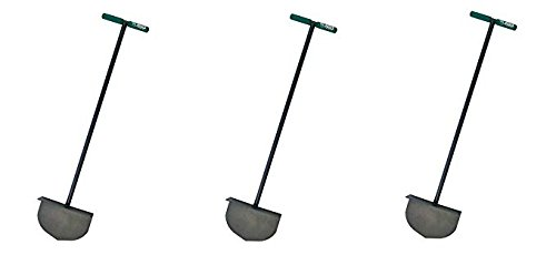 Bully Tools 92251 Round Lawn Edger with Steel T-Style Handle (Pack of 3) by Bully Tools (Image #2)