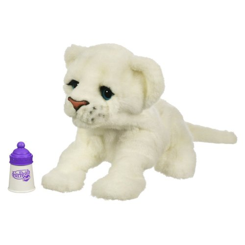 Lion Target - FurReal Friends Baby Lion, Live Target Exclusive - White