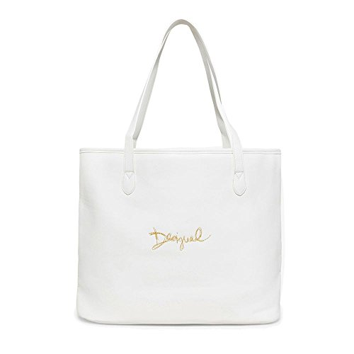 SAC VIENA GOLDWORK Blanco