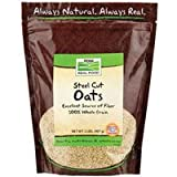 Now Foods Steel Cut Oats - 2 lb. ( Multi-Pack)