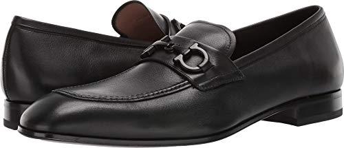 - Salvatore Ferragamo Men's Asten Loafer Black 9.5 E (M) US