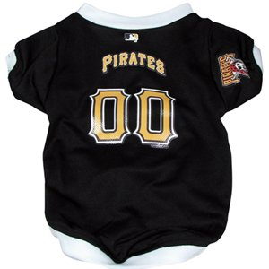 Pittsburgh Pirates Dog Jersey