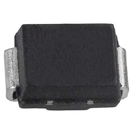 Pack of 100 TVS DIODE 40V 64.5V SMB SMBJ40CA-13-F