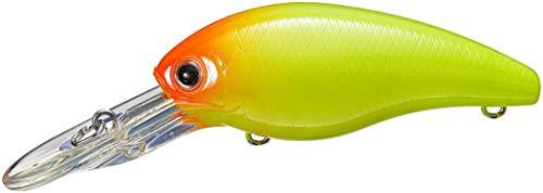 - Lucky Craft Moonsault CB-250 Medium Diving Crankbait - Chartreuse