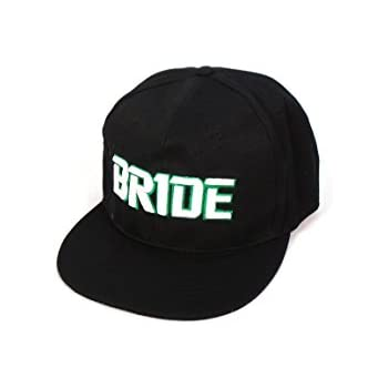 Bride JDM Racing Hat (Black Bride Hat)