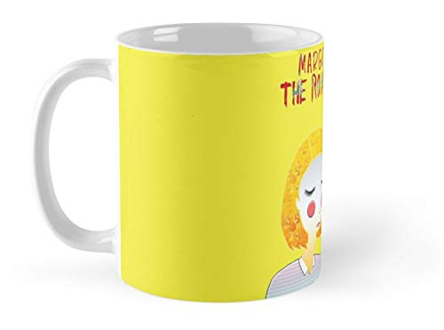 Margot Richie 11oz Mug - The most meaningful gift for family and friends. (Margot Richie)