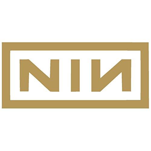 - NINE INCH NAILS Vinyl Sticker Decal (6