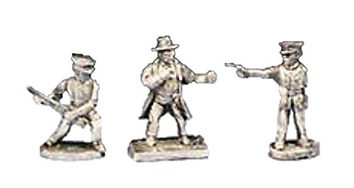 Call of Cthulhu Miniatures: Police (3)