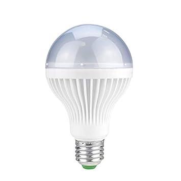 1 UNIDS E27 5LED novedad LED globo bombillas Led luz de la estrella que cambia la lámpara AC 85-265V (grande): Amazon.es: Bricolaje y herramientas
