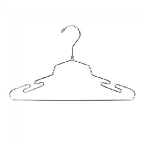 NAHANCO LIN16 Chrome-Plated Lingerie Hanger, 16