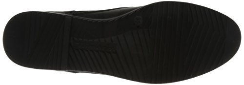 Tamaris 1 Ups Womens 23204 Lace Leather Black 20 rUdrq