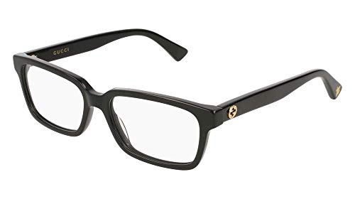 Eyeglasses Gucci GG 0168 O- 001 BLACK /