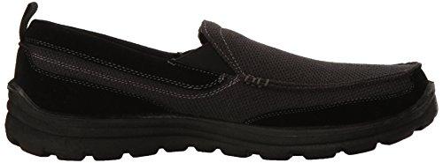 Loafer Slip Black on Fitz Deer Men's Stags ZX7XwT