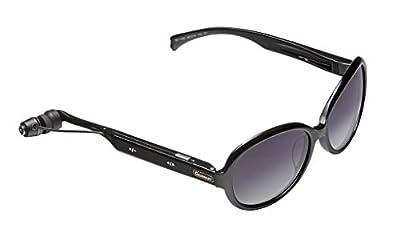 LBATS Smart Glasses Bluetooth Headset Lady's Fashion GM002 (Black)