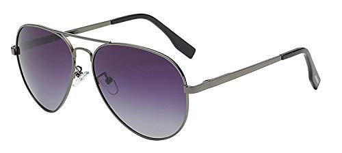BEEAN Polarized Sunglasses Classic Stylish Aviator Sun Glasses for Women Men, Grey, Gradient ()