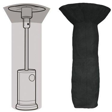 Deluxe Polyester Schutzhülle Schutzhaube Abdeckung Plane für Terrassenstrahler Heizpilz