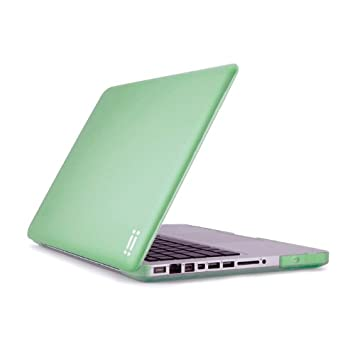 "Aiino Hard Shell - Funda dura para portátil Apple MacBook Pro 15"", color verde"