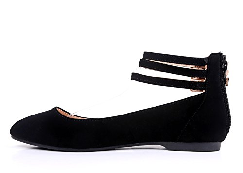 Chaussures Galner Faux Suede pour Femme tnY6pzxKO9