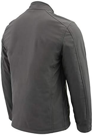 Milwaukee Performance Men/'s Waterproof Lightweight Soft Shell Jacket MPM1763 BLK