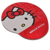 Hello Kitty 74709-RED Mouse Pad ()