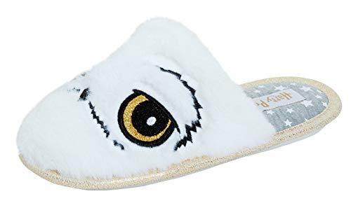 Zapatillas de casa para niña de Harry Potter Hedwig The Owl -s (búho)