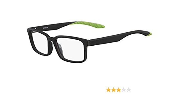 Eyeglasses DRAGON DR 176 WOLFE 002 SATIN BLACK GUNMETAL