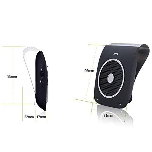 Cacys-Store - BT18 visor car Bluetooth hands-free phone Car Bluetooth hands-free phone