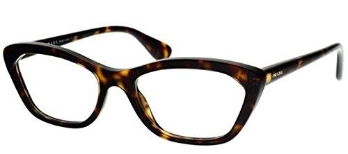 Prada PR03QV Eyeglasses-2AU/1O1 - Mens 2014 Prada Eyeglasses
