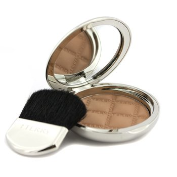 By Terry Face Care 0.19 Oz Teint Terrybly Soleil Bronzing Flawless Compact Foundation Spf 15 - # 100 Summer Nude For Women