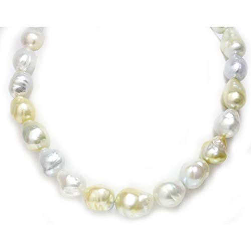 - 18-14 MM AAA South Sea Baroque Pearl 18