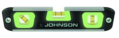 Johnson Level & Tool 007 10-Inch Glo-View Magnetic Torpedo Level by Johnson Level & Tool (Image #3)