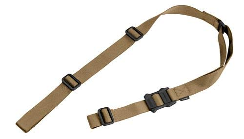 (Magpul Two Point Sling - Quick Adjust (Coyote Tan))