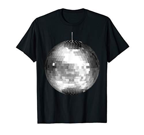 Funny Disco Balls Club Party Shirt For Night Life Boy & Girl