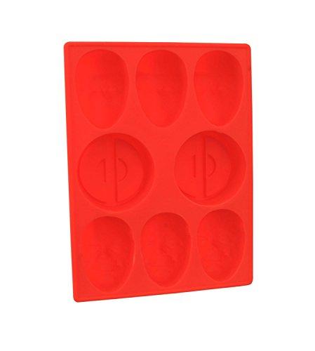 Diamond Select Toys Marvel Deadpool Silicone Tray