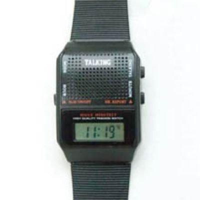 Talking Wrist Watch-English