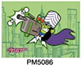 Magnet - Powerpuff Girls - Mojo With Gun