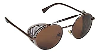 Steampunk Accessories | Goggles, Gears, Glasses, Guns, Mask Steampunk Sunglasses $24.95 AT vintagedancer.com