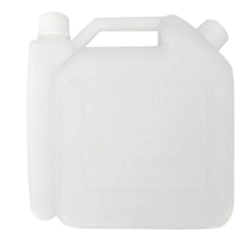2-Stroke Fuel Mixing Bottle For Trimmer Chainsaw Oil Fuel Mixing Storage 1L